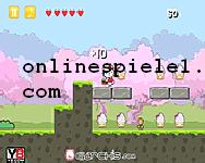 Hello Kitty adventure spiele online